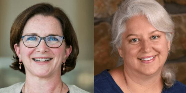 Beth Suereth and Sarabeth Persiani